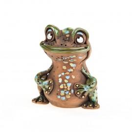 Gartenstecker Frosch