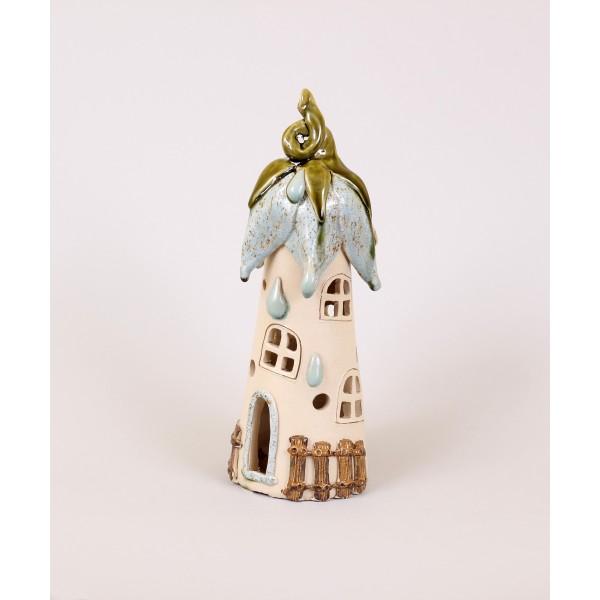 Teelichthaus Märchenhaus Größe VI – L