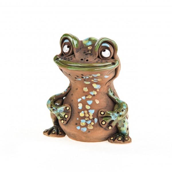 Spardose Frosch