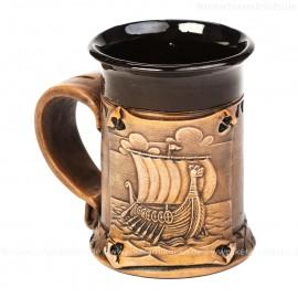 Tasse Wikingerschiff