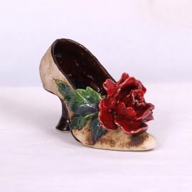 Blumentopf Damenschuh IV – Größe M+C399