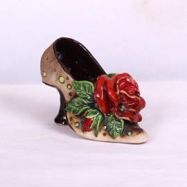 Blumentopf Damenschuh V – Größe M