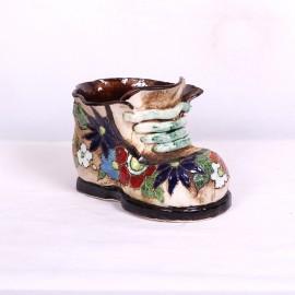 Blumentopf Herrenschuh VI – Größe M
