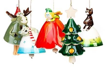 Keramik Glocken