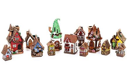 Keramikhäuser