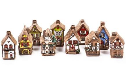 Mini Räucherhaus