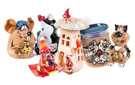 Keramik-Geschenksets